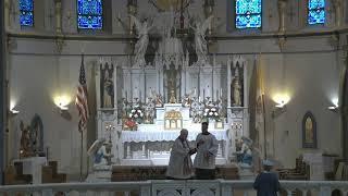 Holy Mass: Trinity Sunday - 1st Sunday after Pentecost 6/7/2020