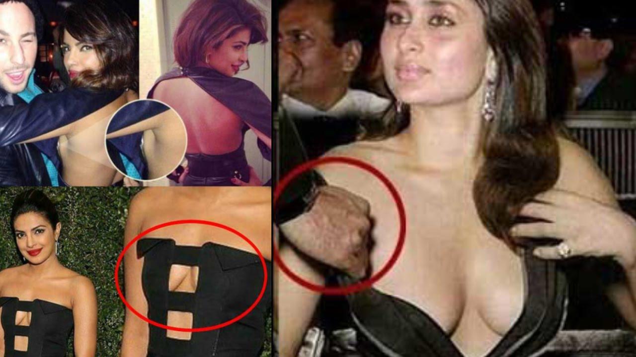 Bollywood actress oops pics
