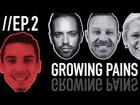 Episode 2: Growing Pains with Angelo DiCicco