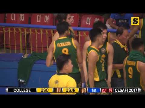 USC Warriors VS USJ-R Jaguars (09/17/2017)