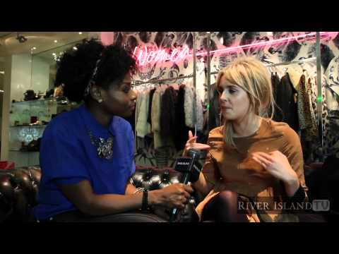 River Island Sessions Presents... An Interview With Diana Vickers