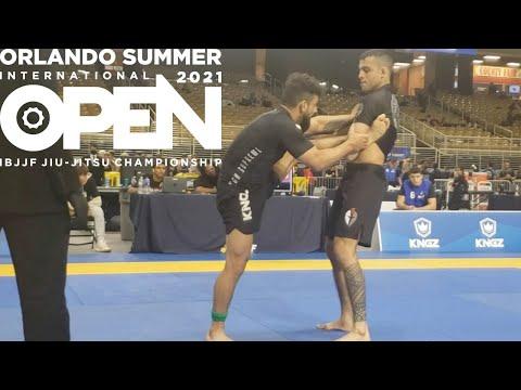 Luan Andrei v Francisco Cuneo / Orlando Summer Open NoGi 2021
