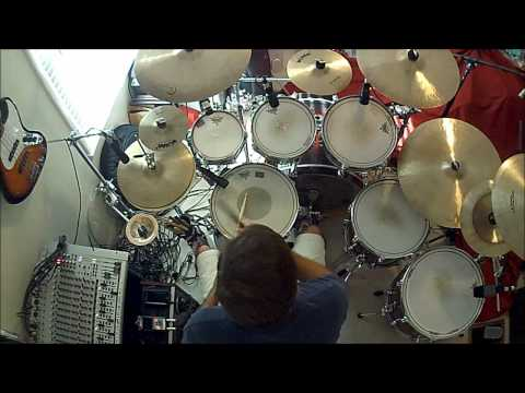 Play That Funky Music Drum Cover