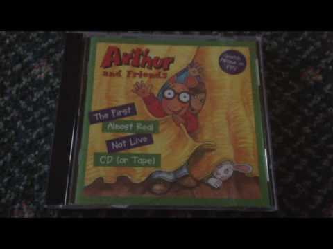 Arthur And Friends: The First Almost Real Not Live CD (or Tape): Matalij Ja Mustii (The Binky Song)