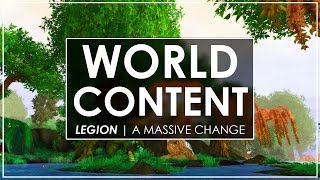 WoW Legion: New Impactful Changes Make It A Better MMO
