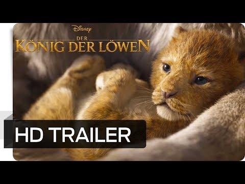 DER KÖNIG DER LÖWEN - Teaser Trailer (deutsch/german) | Disney HD
