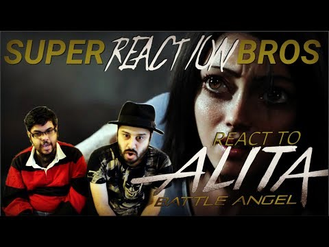 SRB Reacts to Alita: Battle Angel Official Trailer!!!!