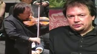 Sergej Krylov Bis : N.Paganini . 24 Capricci op.1 N°24 e N°14 e intervista 26/02/15