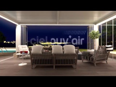 Pergola - Pergola Design Ciel Ouv'Air - L'assurance de la qualité