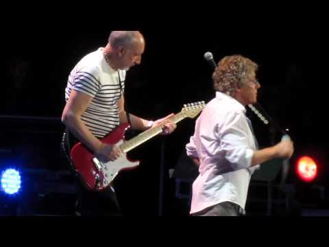 05 The Who -  Dr  Jimmy, The Rock - Hamilton