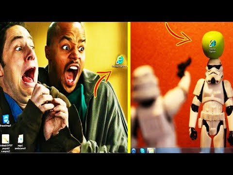 Hilarious Desktop Wallpapers That Are Actually Genius 「 Funny Photos 」