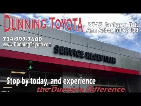 Dunning Toyota Service Drive And TXM