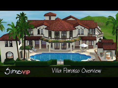 The Sims 3 Store Villa Para So Video Overview Youtube