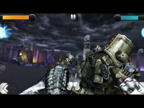 Pacific Rim Mobile Game Trailer