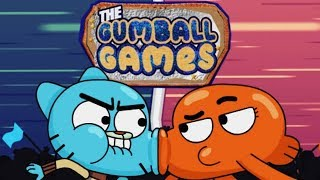 The Amazing World of Gumball - GUMBALL GAMES - Golden Touch [Cartoon Network Games]