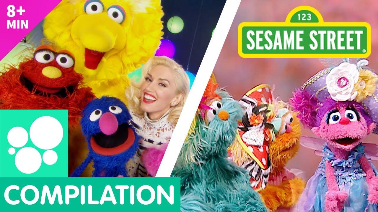 Sesame Street: Friendship Songs Compilation