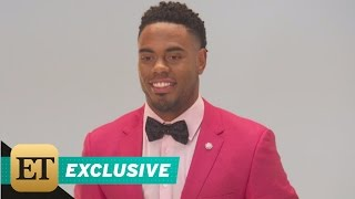 EXCLUSIVE: Rashad Jennings on How He'll Win 'DWTS' and What Woman Can Win His Heart
