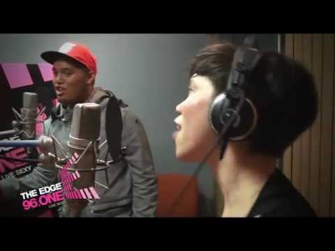 Stan Walker Dueting With Emma | The Edge 96.ONE