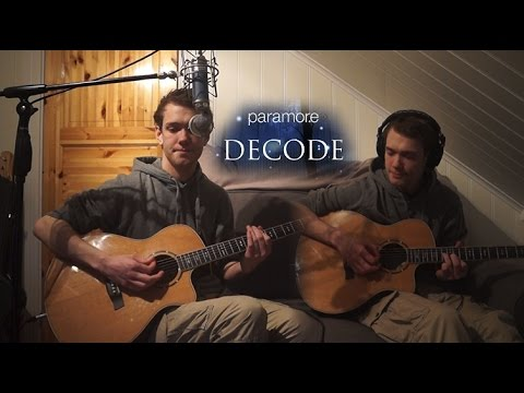 Paramore - Decode cover