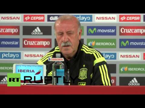 Brazil: Del Bosque shifts focus to forthcoming match