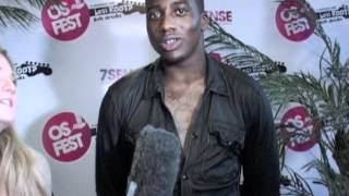 OSFEST 2012 - INTERVIEW WITH LOICK ESSIEN