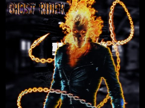 "Ghost Rider Music Video - ""Monster (Remix)"""