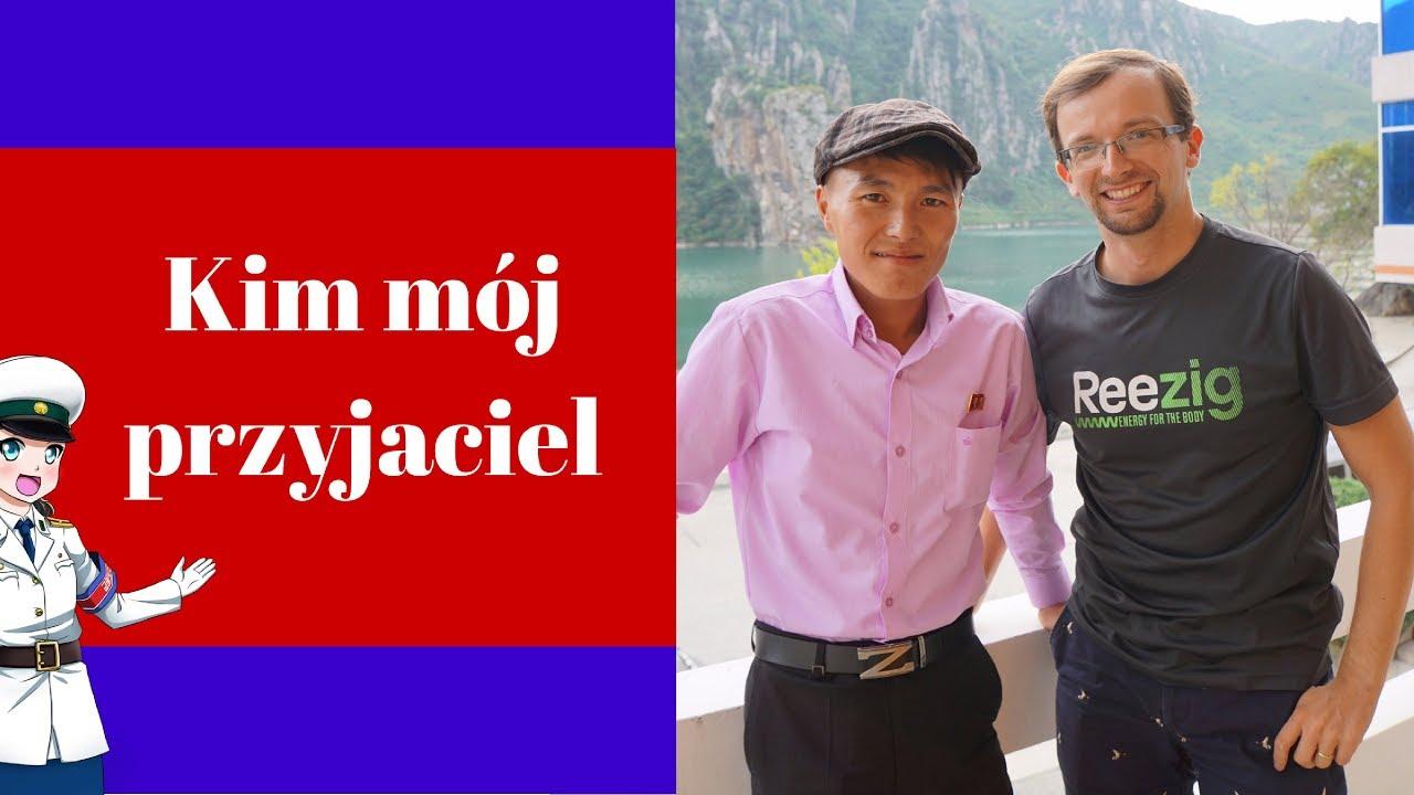 Mój przyjaciel KIM – Koreańczyk z Korei Północnej mówi po polsku