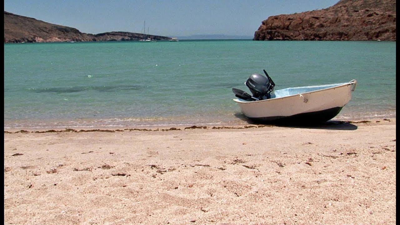 Playas De Mexico La Paz Baja California Sur Isla Espiritu Santo Turismo Los Cabos
