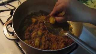 Aloo Keema[ground Beef And Potatoes] - Pakistani/ Indian Cooking With Atiya