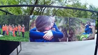 видео фотовыставки в Москве в мае