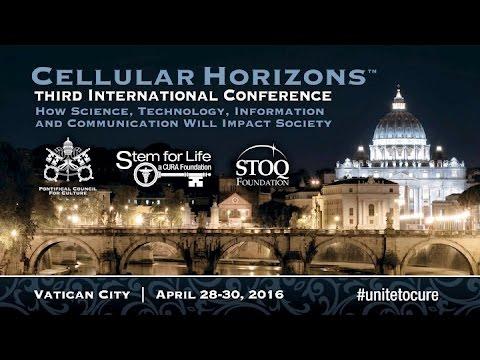 Cellular Horizons Day 1 - 2016 Pontifical Key Innovation Award Presentation: Sanford Health