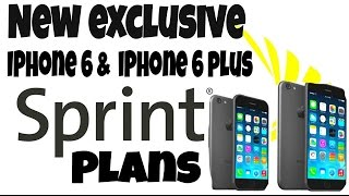 New Sprint Plan For Iphone 6 And Iphone 6 Plus Rlg News