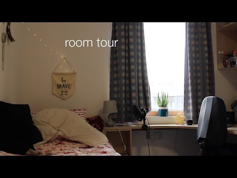 Plymouth University Room Tour // Ruby Woods