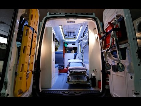 A healthcare expert explains why you should think twice before taking an ambulance to the hospital
