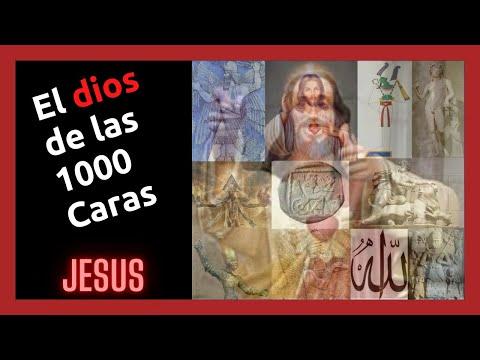el-dios-de-las-mil-caras-y-las-religiones.-cap-2:-jesÚs-y-el-cristianismo.-parte-1