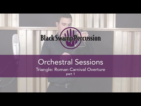 BSP Orchestral Sessions: Triangle / Roman Carnival Overture pt1