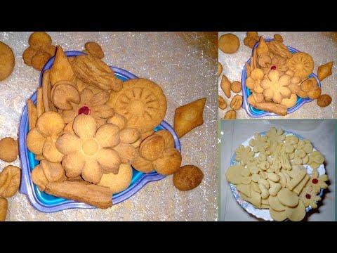 ডিমের বিস্কুট পিঠা /ডিম পিঠা || Egg Biscuit Pitha || by - Afrin Tamima