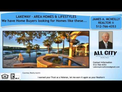 Have Buyer looking for Luxury Lake Front Custom Home, Lakeway Tx78734