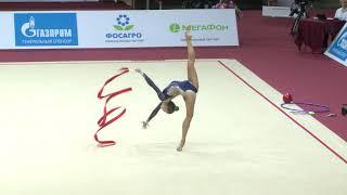 Марина Лобанова - Лента Международные соревнования сениорок 2019(Мо...