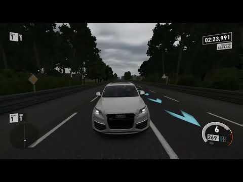 Forza Motor Sport 7 Audi Q7 V12 TDi