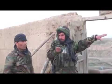 Afghan army on move against taliban terrorists