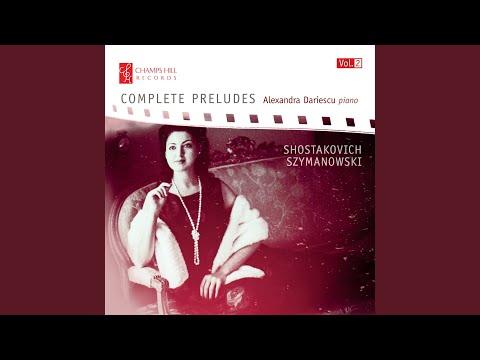 24 Preludes, Op. 34: XXII. Adagio