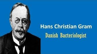 Hans Christian Joachim Gram - Biography  Danish Bacteriologist  Gram Stain  Japetus Steenstrup