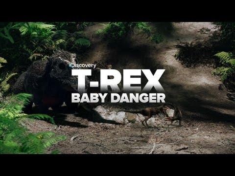 T-Rex Babies In HUGE Danger!