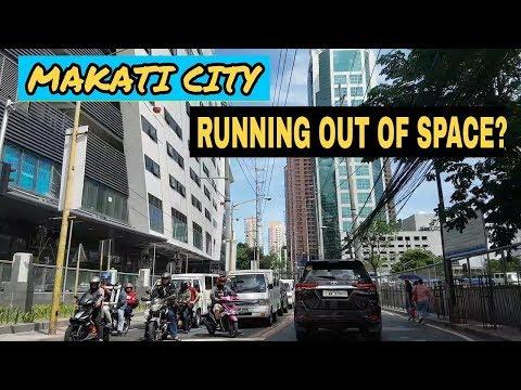 Makati City Napupuno na ng mga Buildings!