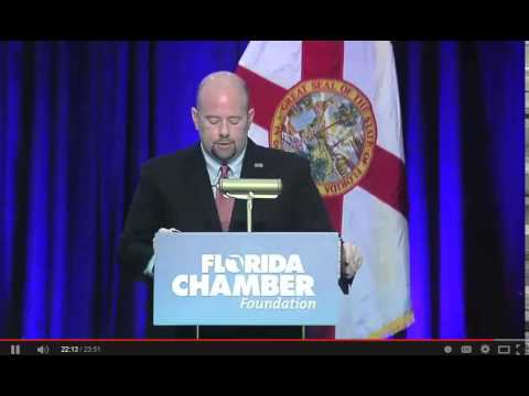 FDOT Secy Safety Initiative at FL Chamber of Commerce