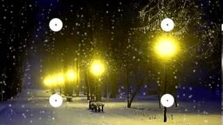 "Download Волшебная музыка зимы. ""Падал снег"" Music Sergey Chekalin. Very beautiful music! Mp3 and Videos"