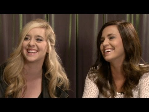 Megan & Liz Premiere New Song (And Dish On Boyfriends!) | Interview | On Air With Ryan Seacrest