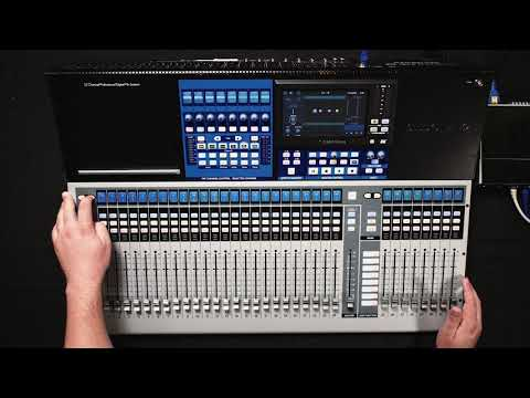 StudioLive for Marching Band: Effects