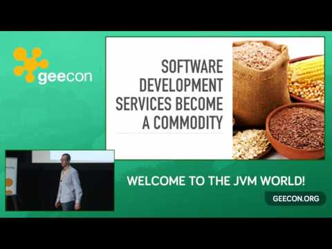 GeeCON 2017: Wojciech Seliga - Developer plantations - colonialism of XXI century